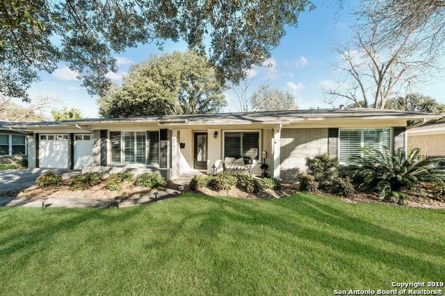 623 Northridge Dr, San Antonio, TX 78209 (MLS #1361690) :: Vivid Realty