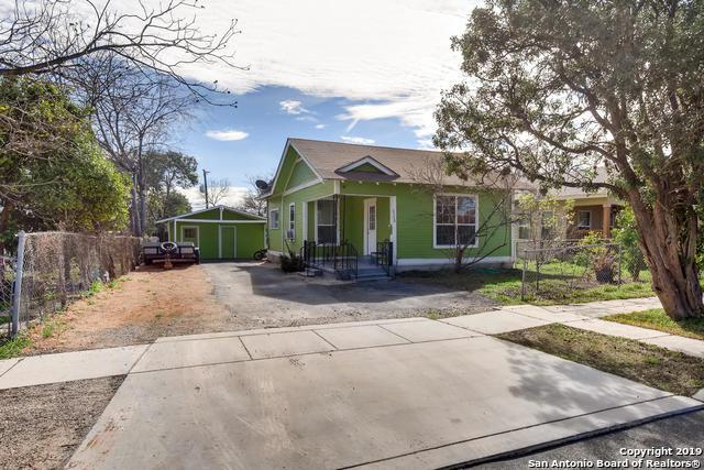 1110 W Lynwood Ave, San Antonio, TX 78201 (MLS #1361767) :: Alexis Weigand Real Estate Group