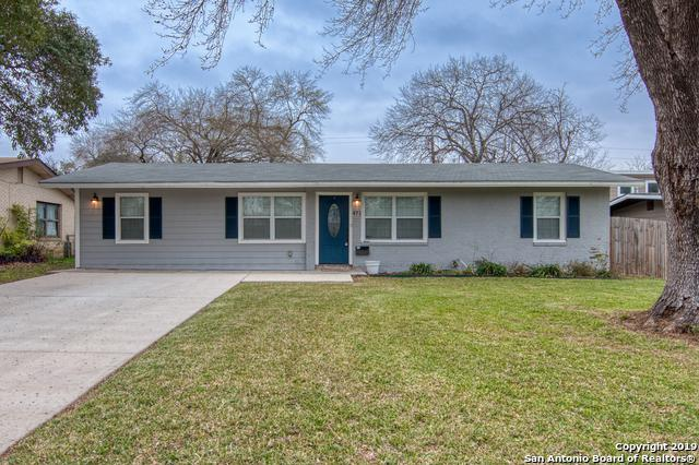 471 Maplewood Ln, San Antonio, TX 78216 (MLS #1361868) :: Alexis Weigand Real Estate Group