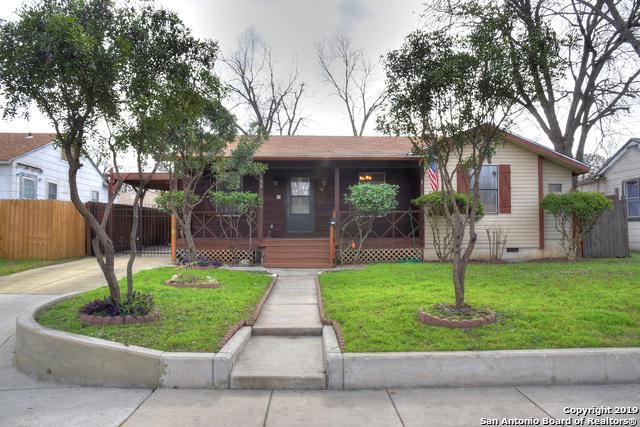 106 Rollins Ave, San Antonio, TX 78228 (MLS #1362082) :: ForSaleSanAntonioHomes.com