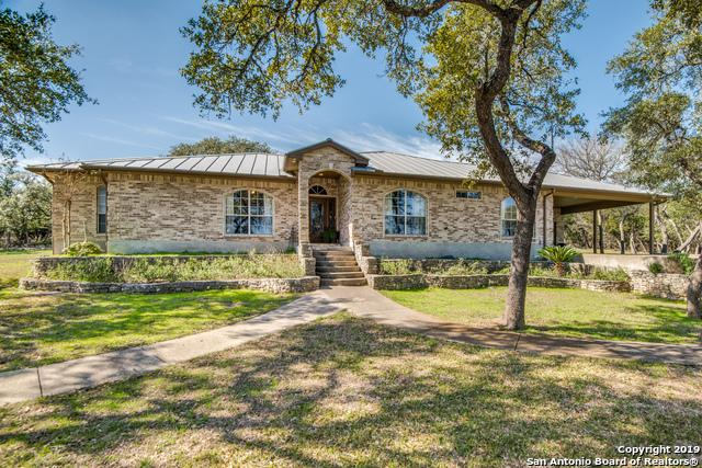 31540 Beck Rd, Bulverde, TX 78163 (MLS #1362204) :: Alexis Weigand Real Estate Group