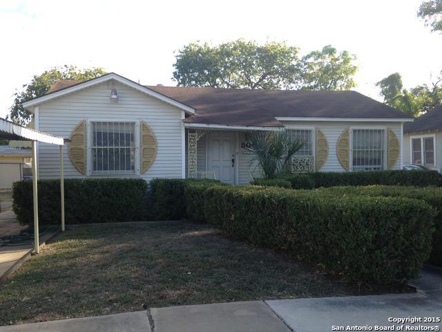 506 E Magnolia Ave, San Antonio, TX 78212 (MLS #1362220) :: Alexis Weigand Real Estate Group