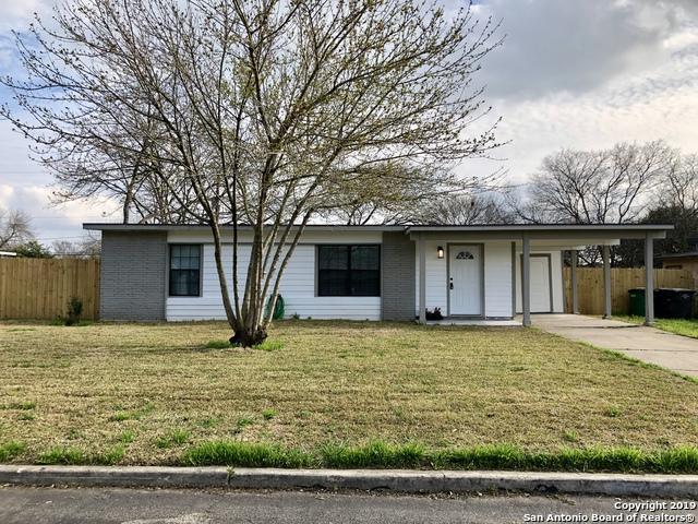 154 Hillsdale Dr, San Antonio, TX 78227 (MLS #1362238) :: Vivid Realty