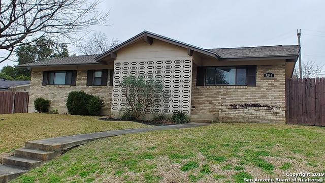 3846 Crossette Dr, San Antonio, TX 78228 (MLS #1362239) :: Alexis Weigand Real Estate Group