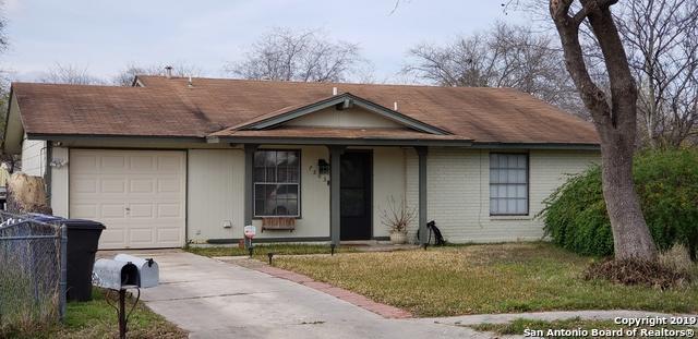 7503 Dream Valley St, San Antonio, TX 78242 (MLS #1362327) :: Vivid Realty