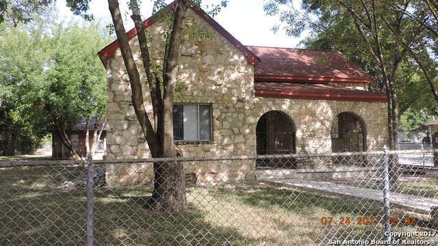 320 Riddle St, San Antonio, TX 78210 (MLS #1362375) :: Tom White Group
