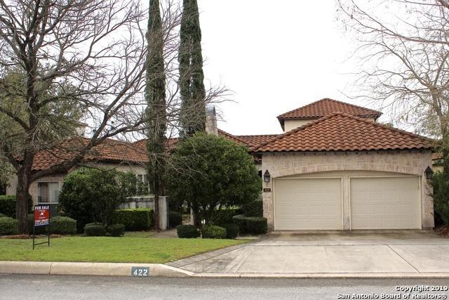 422 Cameron Circle, San Antonio, TX 78258 (MLS #1362699) :: ForSaleSanAntonioHomes.com