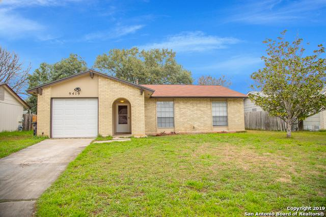 9419 Cliff Way St, San Antonio, TX 78250 (MLS #1362712) :: Alexis Weigand Real Estate Group