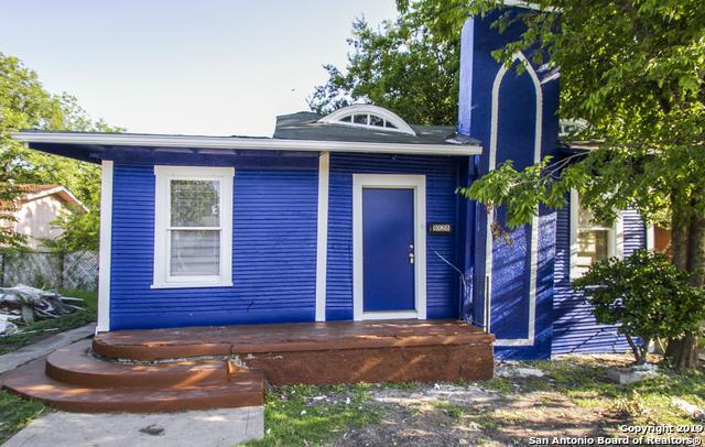 1028 Iowa St, San Antonio, TX 78203 (MLS #1362738) :: Alexis Weigand Real Estate Group