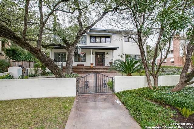 125 Cardinal Ave, Alamo Heights, TX 78209 (MLS #1362799) :: BHGRE HomeCity