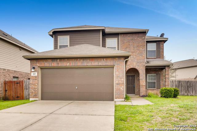 205 Stetson St, Cibolo, TX 78108 (MLS #1362810) :: Alexis Weigand Real Estate Group