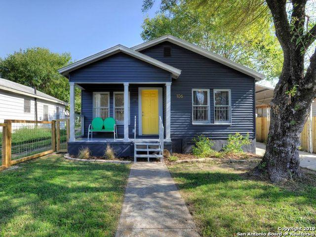 106 Alexander Ave, San Antonio, TX 78201 (MLS #1362874) :: Alexis Weigand Real Estate Group