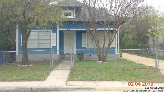 519 Essex St, San Antonio, TX 78210 (MLS #1362885) :: Tom White Group