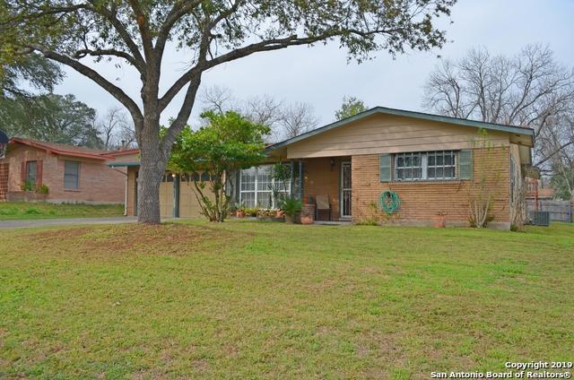 3611 Lisa Dr, San Antonio, TX 78228 (MLS #1362893) :: Alexis Weigand Real Estate Group