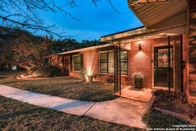 111 Sunflower Ln, Castle Hills, TX 78213 (MLS #1362974) :: Alexis Weigand Real Estate Group
