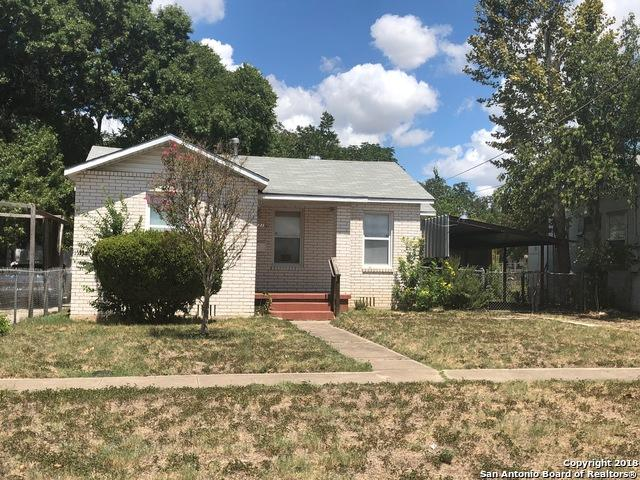 1219 Westfall Ave, San Antonio, TX 78210 (MLS #1363093) :: Vivid Realty
