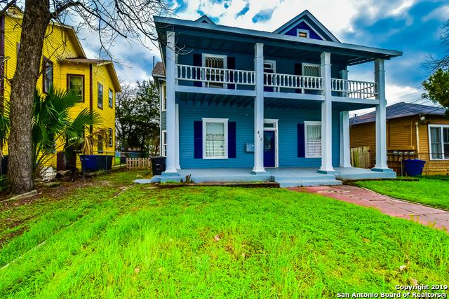 410 E Carson St, San Antonio, TX 78208 (MLS #1363267) :: The Mullen Group | RE/MAX Access