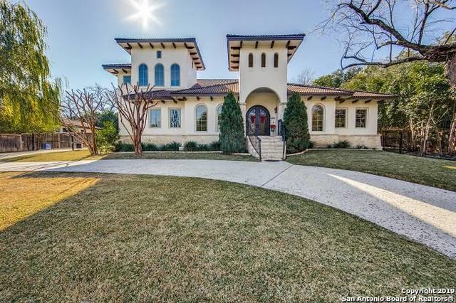 408 Charles Rd, Terrell Hills, TX 78209 (MLS #1363331) :: The Castillo Group