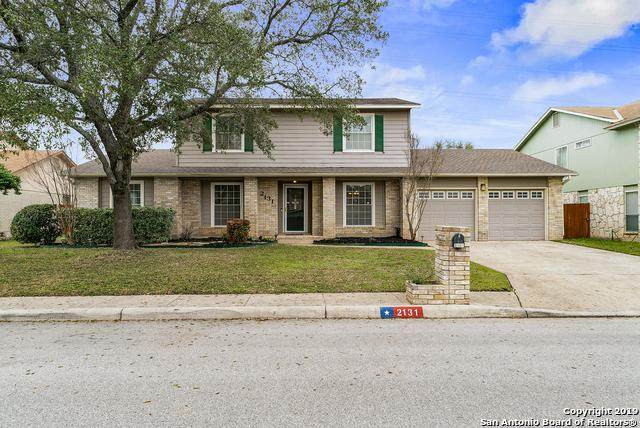 2131 Oak Bend, San Antonio, TX 78259 (MLS #1363392) :: Exquisite Properties, LLC