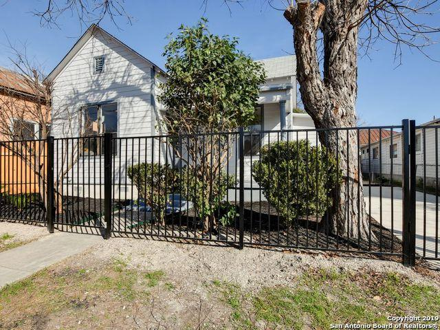126 Cactus St, San Antonio, TX 78203 (MLS #1363425) :: Alexis Weigand Real Estate Group