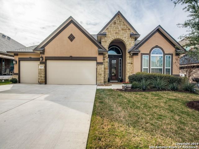 5419 Tulip Rose, San Antonio, TX 78253 (MLS #1363544) :: Vivid Realty