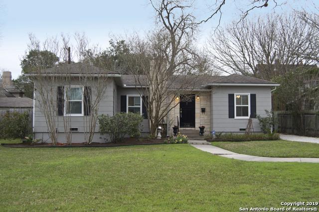 338 Garraty Rd, Terrell Hills, TX 78209 (MLS #1363566) :: The Castillo Group