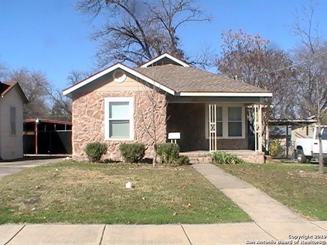 2007 Edison Dr, San Antonio, TX 78201 (MLS #1363708) :: Tom White Group