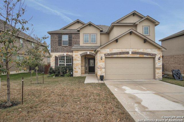 544 Saddle Vista, Cibolo, TX 78108 (MLS #1363726) :: The Mullen Group | RE/MAX Access