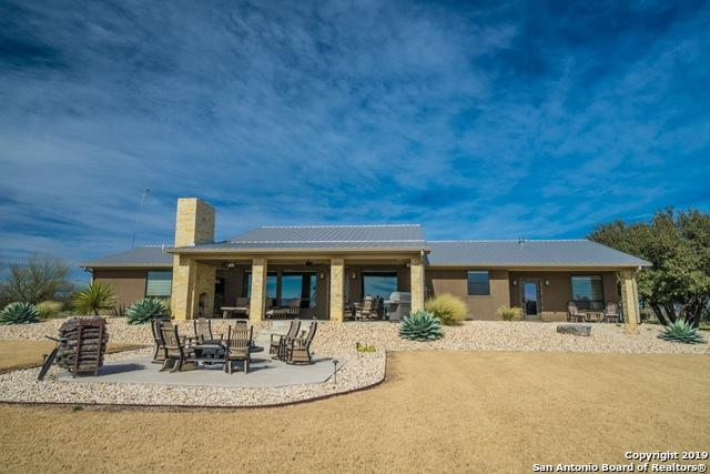 1101 Cr 320, Sonora, TX 76950 (MLS #1363731) :: NewHomePrograms.com LLC