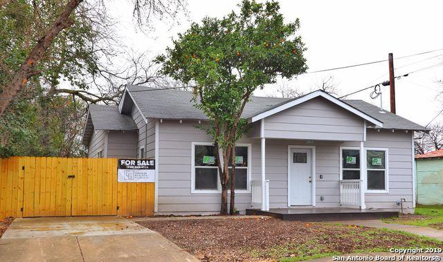 1315 S Olive St, San Antonio, TX 78210 (MLS #1363743) :: Alexis Weigand Real Estate Group