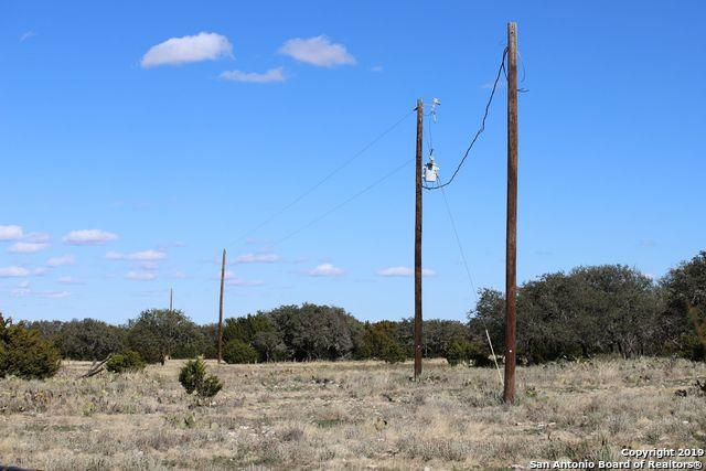 1644B Private Road 2273, Sonora, TX 76950 (MLS #1363785) :: Alexis Weigand Real Estate Group
