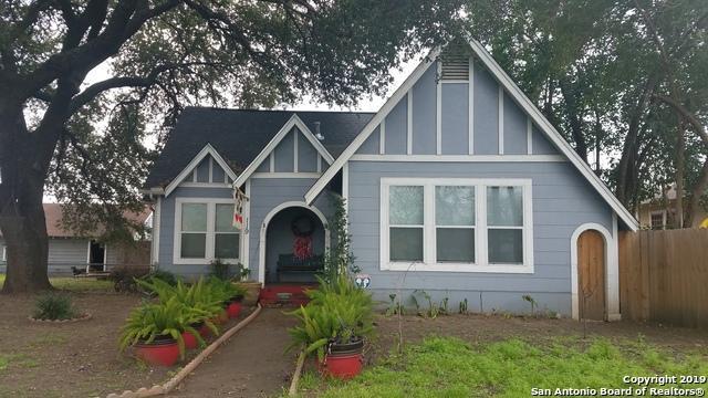 119 Buckeye Ave, San Antonio, TX 78201 (MLS #1363809) :: Alexis Weigand Real Estate Group