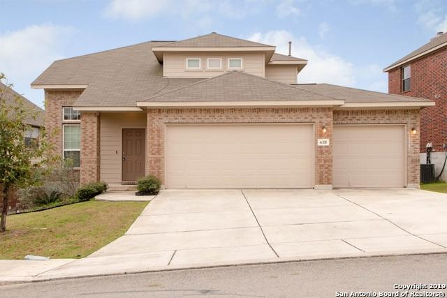 618 Colosseo Way, San Antonio, TX 78253 (MLS #1363874) :: Alexis Weigand Real Estate Group