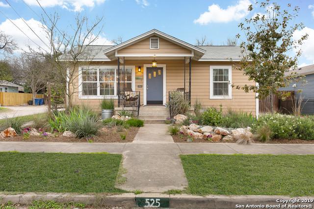 525 E Mistletoe Ave, San Antonio, TX 78212 (MLS #1363961) :: Alexis Weigand Real Estate Group