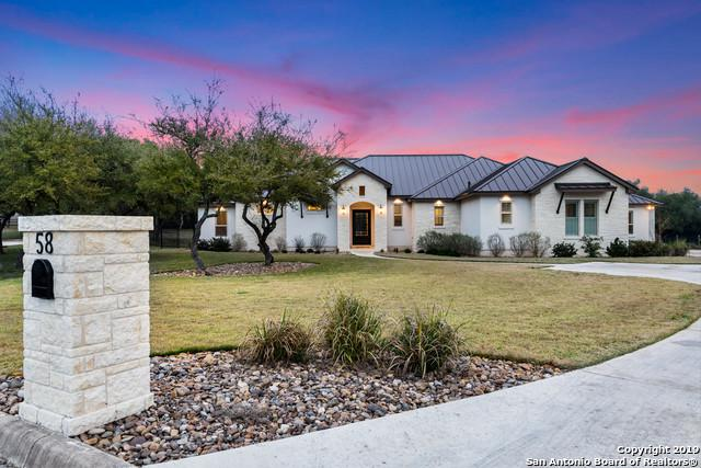 58 Brook Rdg, Fair Oaks Ranch, TX 78015 (MLS #1363975) :: ForSaleSanAntonioHomes.com
