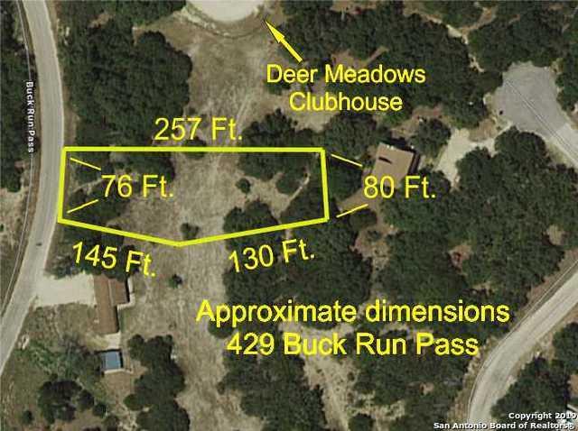 429 Buck Run Pass, Canyon Lake, TX 78133 (MLS #1363998) :: ForSaleSanAntonioHomes.com
