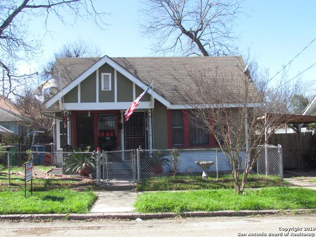 307 Muncey, San Antonio, TX 78202 (MLS #1364005) :: Exquisite Properties, LLC