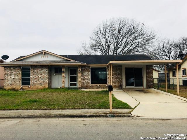 1429 Oak St, Schertz, TX 78154 (MLS #1364075) :: The Mullen Group | RE/MAX Access