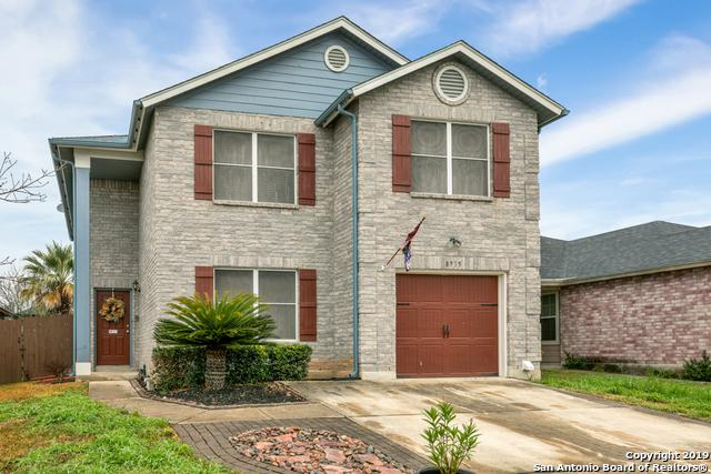 8915 Gathering Pass, Converse, TX 78109 (MLS #1364076) :: Alexis Weigand Real Estate Group
