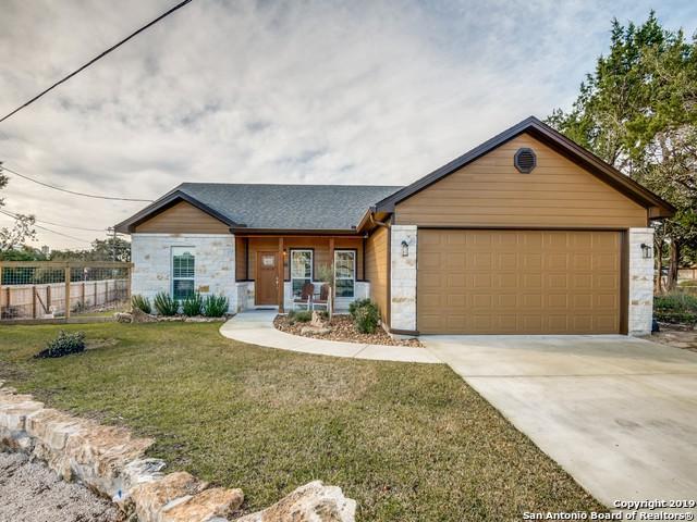 596 Riviera Dr, Canyon Lake, TX 78133 (MLS #1364171) :: Neal & Neal Team