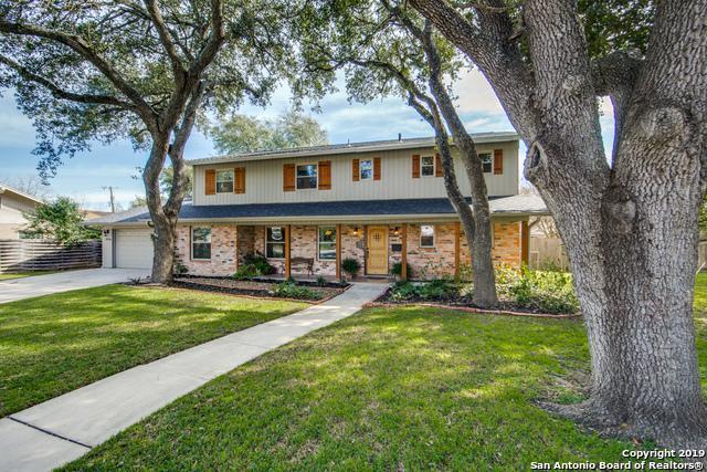 7606 Vinewood Ct, San Antonio, TX 78209 (MLS #1364283) :: The Castillo Group