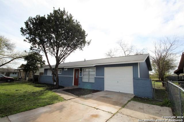 1730 Point West St, San Antonio, TX 78224 (MLS #1364294) :: The Gradiz Group