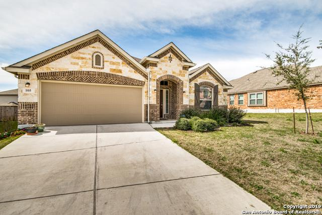 105 Fernwood Dr, Cibolo, TX 78108 (MLS #1364295) :: Vivid Realty