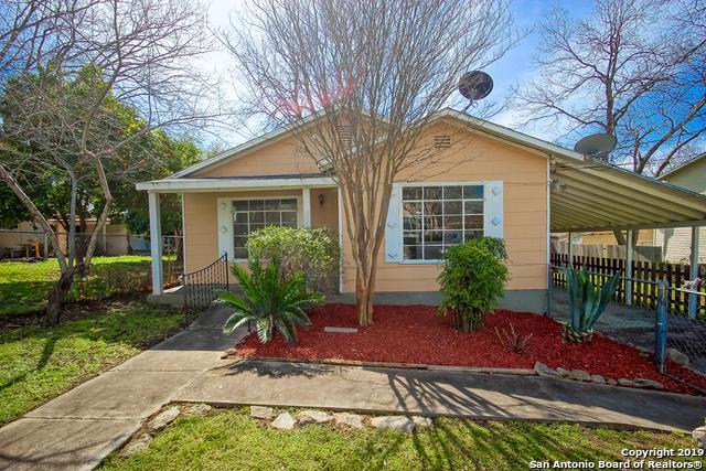 308 Andrews St, San Antonio, TX 78209 (MLS #1364330) :: Alexis Weigand Real Estate Group