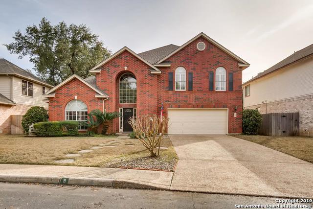 9 Yateswood, San Antonio, TX 78248 (MLS #1364347) :: Carter Fine Homes - Keller Williams Heritage