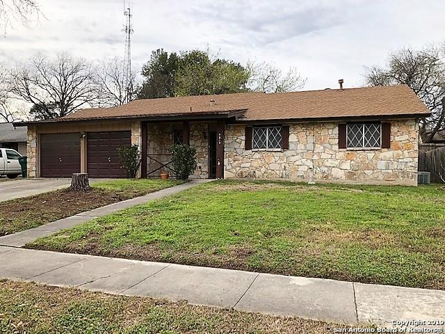 7413 Leafy Hollow Ct, Live Oak, TX 78233 (MLS #1364355) :: Exquisite Properties, LLC