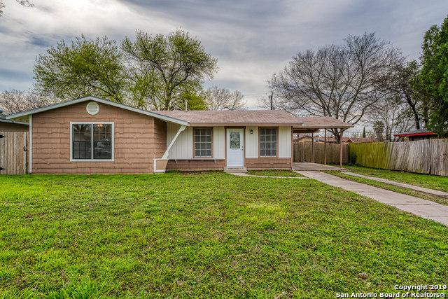 142 Bunting Dr, San Antonio, TX 78227 (MLS #1364475) :: Alexis Weigand Real Estate Group