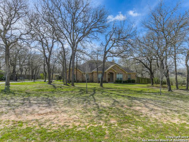 577 Rose Branch Dr, La Vernia, TX 78121 (MLS #1364493) :: River City Group