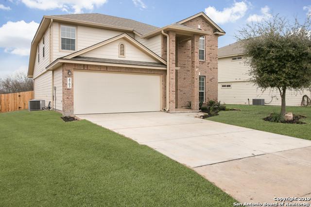 4703 Acacia Hill, San Antonio, TX 78244 (MLS #1364506) :: Alexis Weigand Real Estate Group