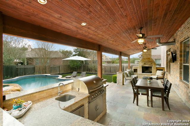 18731 Castellani, San Antonio, TX 78258 (MLS #1364514) :: The Castillo Group
